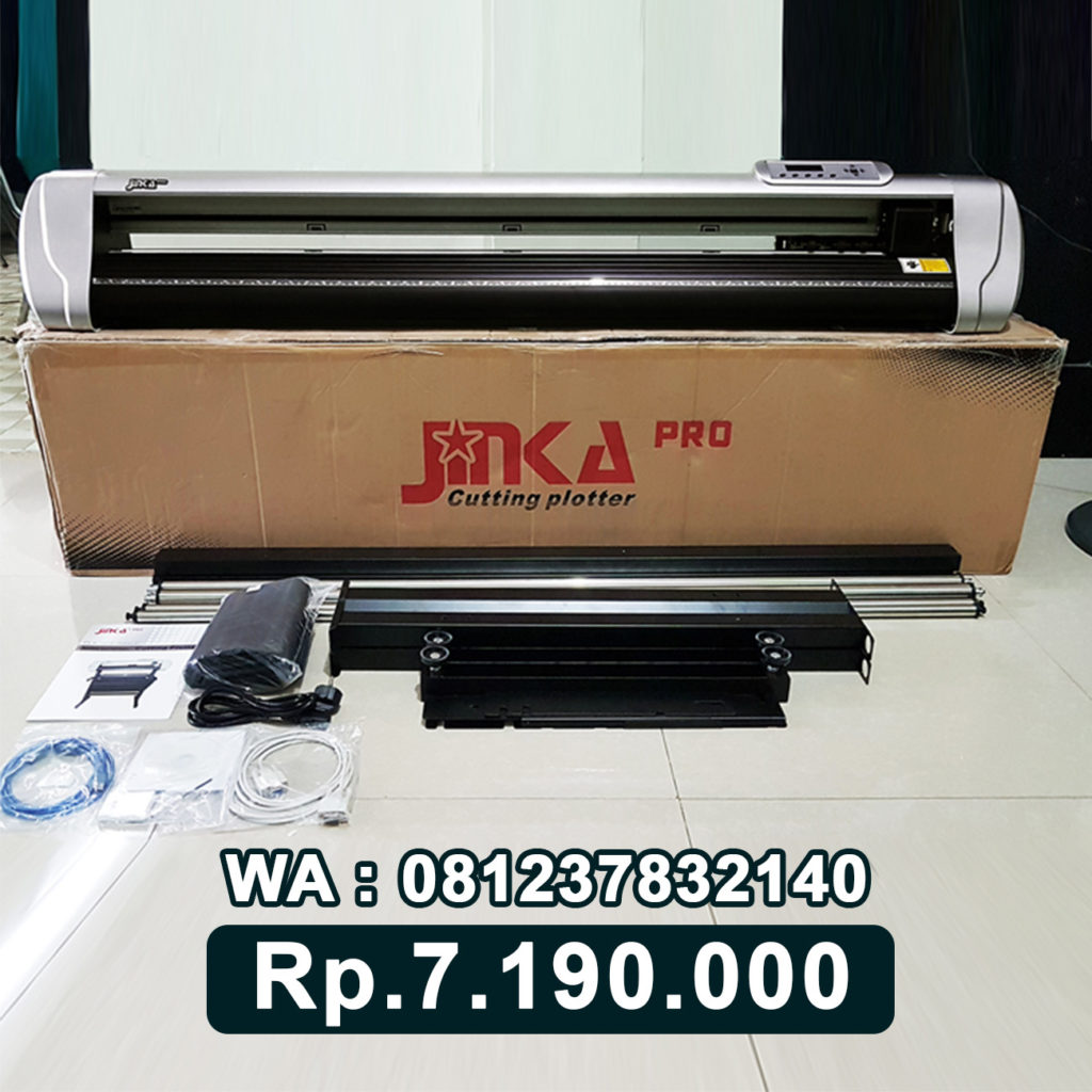 JUAL MESIN CUTTING STICKER JINKA PRO 1351 LED Ambon