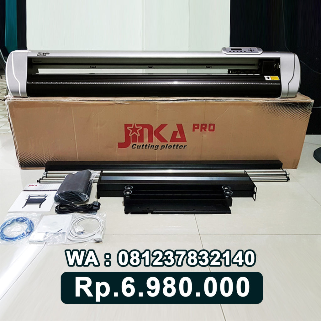 JUAL MESIN CUTTING STICKER JINKA PRO 1351 LED Nusa Tenggara Barat NTB