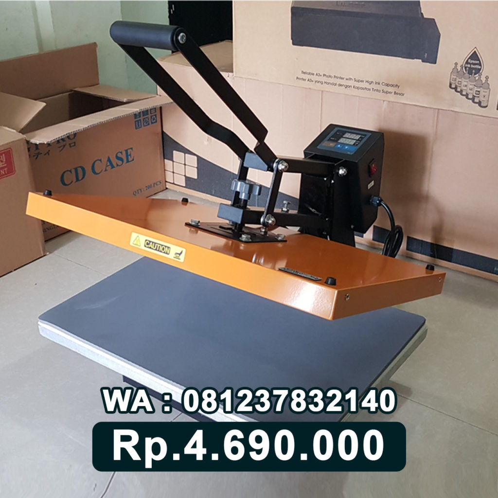 JUAL MESIN PRESS KAOS DIGITAL 40x60 KUNING Salatiga
