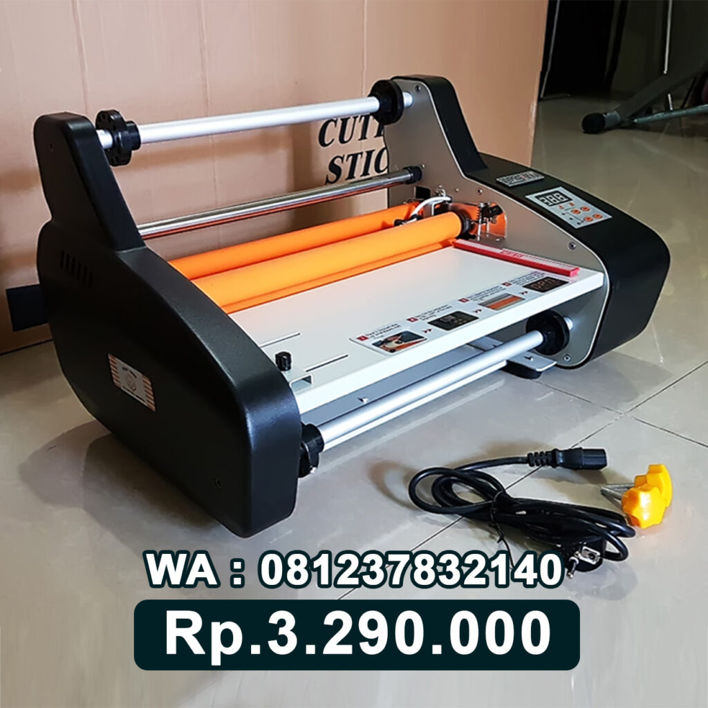 MESIN LAMINATING ROLL FM3510 HITAM